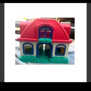 Fisher Price Little People Dollhouse